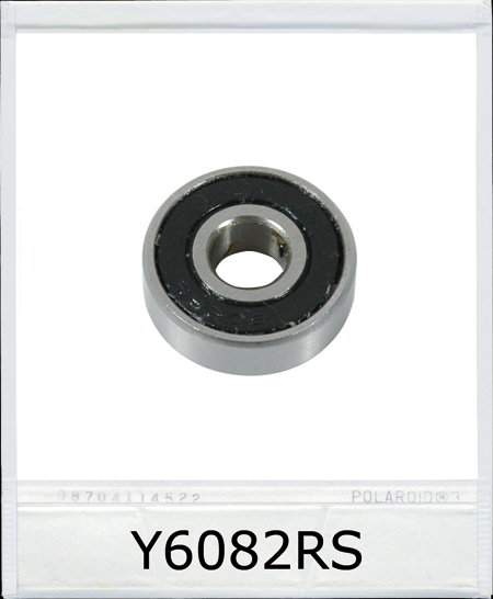 SHIELDED BEARING FOR WATER PUMP (22x8x7)